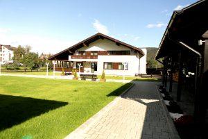 Cazare la Pensiunea NIRO Residence Gura Humorului Bucovina